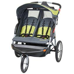 Baby Trend Expedition Swivel Double Jogger Baby Jogging Stro