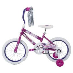 "Huffy 16"" Sea Star EZ Build Bike, Metallic Purple"