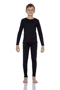 Rocky Boy's Fleece Lined Thermal Underwear 2PC Set Long John