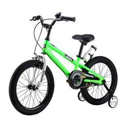"""Kids Freestyle Bike Boy's Girl's Bikes 12"""" BMX Bicycle W Tra"""