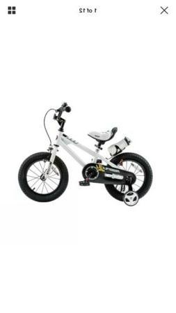 Royalbaby Freestyle BMX Kids Bike Bicycle Training Wheels St