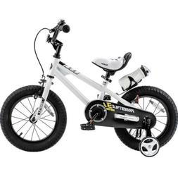 RoyalBaby Freestyle Kid's Bike for Boys and Girls, 12
