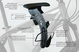 DO LITTLE Front-Mounted Kids Bike Seat for Active Riding Int
