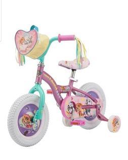 Nickelodeon Nickelodeon Girl's 12 In Paw Patrol Bike - Skye