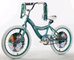 "Girls 20"" Bicycle Bike for kids Unicorn Celeste Teal  NEW"