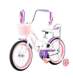 "Girls Bike 16"" Schwinn Bloom Children Riding Kids Fun Outdoo"