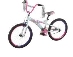 Huffy Girls Bike 20 inch Metallic Blue Camden, NEW