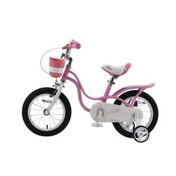 Girls Bike Basket 14 16 Inch Kids Bike with Training Wheels