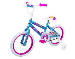 Huffy Girls Bikes for Kids 16 or 20 inch, So Sweet Blue NEW
