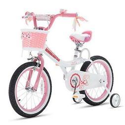 Girls Kids Bike Jenny Bunny 12 14 16 Jenny Pink 14 Inch With