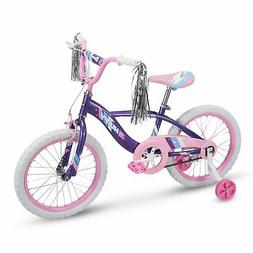 "Huffy 16"" Glimmer Girls Bike, Amethyst"