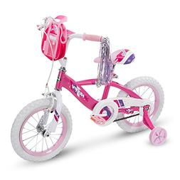 "Huffy 14"" Glimmer Girls Bike, Pink"