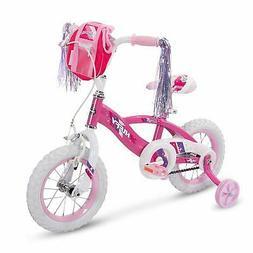 "Huffy 12"" Glimmer Girls Bike, Pink"