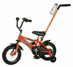 Schwinn Grit and Petunia Steerable Kids Bike, Boys and Girls