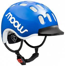 woom Kids Helmet - M - Blue
