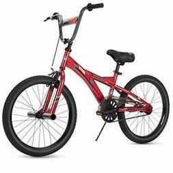 Huffy Kids Bike for Boys, Ignyte 20 inch Red & Blue