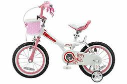 jenny pink 14 inch kid s bicycle