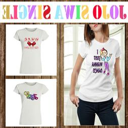 Jojo Siwa T-Shirt, Gig Venue UK Tour 2020 Kids & Adults Tee