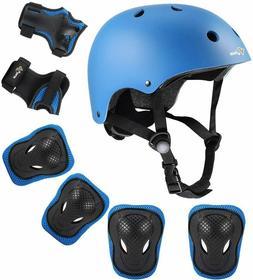 Joncom Kids Bike Helmet,Toddler Helmet for Ages 3-8 | FAST F