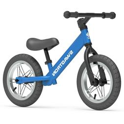 Swagtron K3 12Inch No-Pedal Balance Bike for Kids Ages 2-5 B