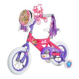 Dynacraft Kid's 12 Inch Beginner BMX Street Bike with Traini