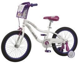 """Schwinn Kids 18"""" Wheel WhiteBoard Color-Me Kids Bike w/ Trai"""