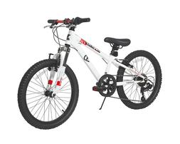 Kids Dynacraft 20-Inch Tire Throttle BMX Bike White