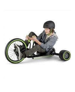 Kids 3-Wheel Huffy Green Machine Bigwheel Outdoor Tricycle B