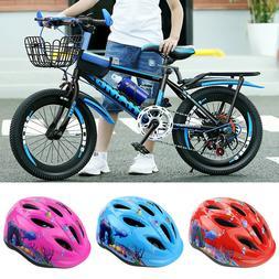 Kids Baby Safety Bike Bicycle Helmet Roller Skating Skateboa