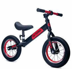 Kids Balance Bike Adjustable Seat No Pedal Age 2-6 Learn to