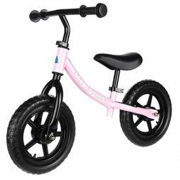 Kids Balance Bike Toddlers Self Balancing Bicycle Trainer Ri