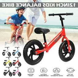 Kids Balance Bike Walker No Pedal Child Training Bicycle Toy