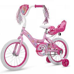 Kids Bicycle 16 Inch Huffy Disney Princess Girls Bike Cinder