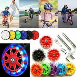 "Universal Kids Bicycle Stabilisers Training Wheels Side 12~20/"" Child Bike Safety"