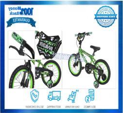 Kids Bike Bicycle Boys Girls w/ Training Wheels Coaster Brak