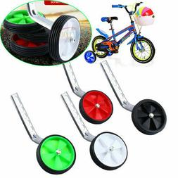 "Kids Bike Bicycle Training Wheels Universal fit for 12"" 14"""