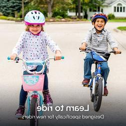 Kids Bike Boys Girls Freestyle Bicycle Training Bike 2-16Yea