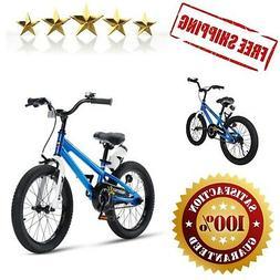 Kids Bike Freestyle BMX Bicycle With Kickstand Children Bday