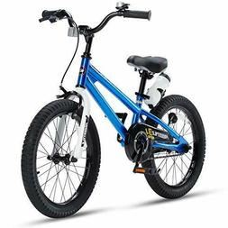 RoyalBaby Kids Bike Freestyle BMX Bicycle With Kickstand Gif