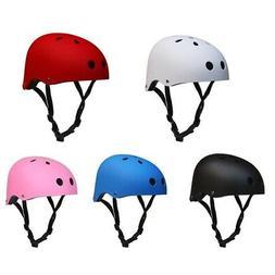 Kids Bike Helmet Adjustable Child Durable Cycling Skateboard