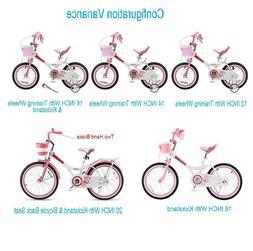 Kids Bike Jenny Bunny 12 14 16 18 20 Inch Bicycle 3-12 Years