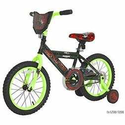Dynacraft Kids Bikes Jurassic World Bike, 16&39&39, Green Sp