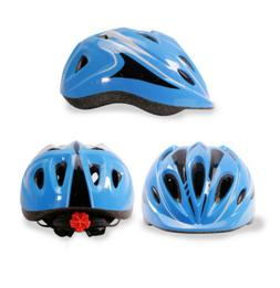 Kids Boy Girl Carbon Bicycle Cycling MTB Skate Helmet Mounta