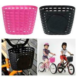 Kids Children Bike Bicycle Front Basket Shopping Storage Bag