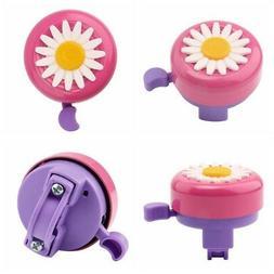 US Kids Girl Bicycle Bike Bell Ring Child Cute Flower Power