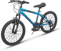 Huffy Kids Hardtail Mountain Bike for Boys, Summit Ridge 20