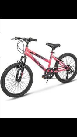 Huffy Kids Hardtail Mountain Bike for Girls, Summit Ridge 20