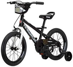 """Schwinn Koen Boy's Bike with SmartStart, 16"""" Wheels, Black"""