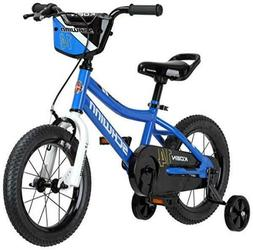 "Schwinn Koen Boy's Bike with SmartStart 18"" Wheels Blue"