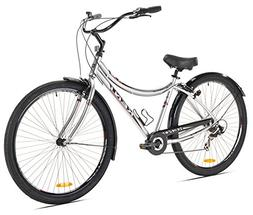 Kent KX7 7-Speed Cruiser Bike, 32-Inch Wheels